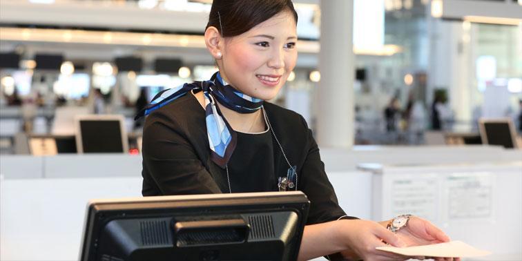 経験者限定! 旅客業務スタッフ募集★(羽田空港)