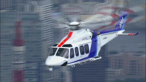 ヘリコプター運航企業で働く★運航管理
