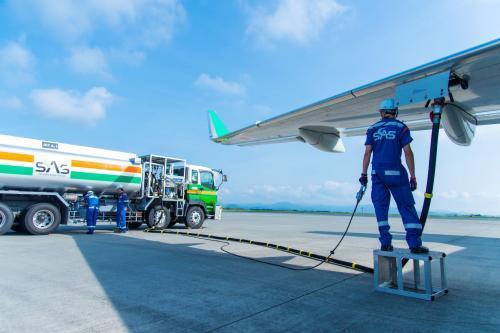 航空機の燃料給油スタッフ募集★名古屋小牧空港【鈴与グループ】
