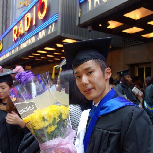 海外提携大学への3年次編入は語学の資格だけで入学可能(例:アメリカの大学=TOEIC)
