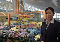 日系大手航空会社ラウンジ/国際線拡張に伴う増員募集