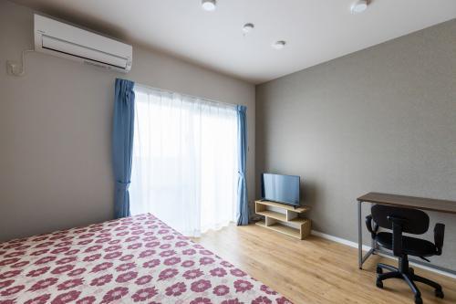 2019年築 社員寮の居室