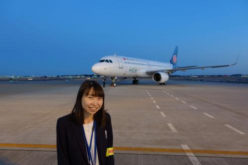 茨城空港勤務!青島航空REP業務スタッフ募集