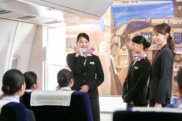お客様の空の旅をチームで支え、空港の最前線で働くエキスパートへ